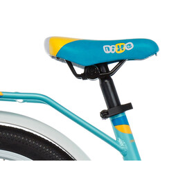 s'cool niXe 18 - Vélo enfant - alloy bleu/turquoise